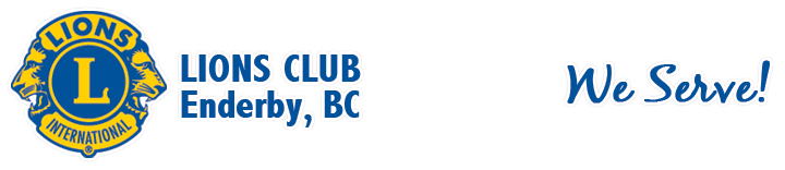 Enderby Lions Club | Enderby, BC